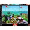 Saint Addresse-i terasz - Monet, Educa Puzzle 2000 db