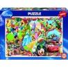 Walt Disney Világa, Educa Puzzle 1000 db