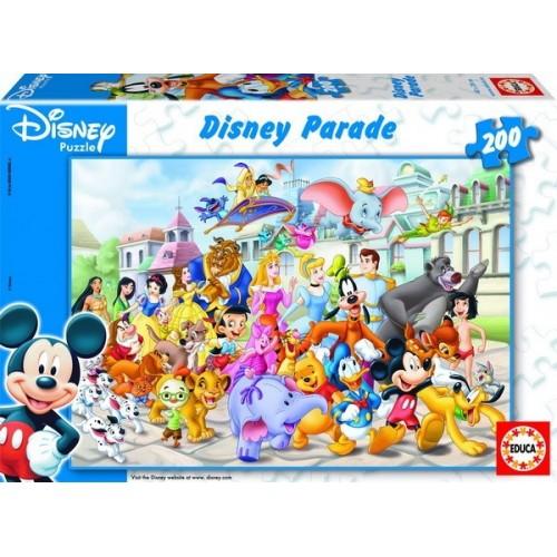 Disney Parádé, Educa puzzle 200 db