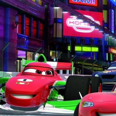 Cars 2 - Walt Disney, Educa puzzle 100 pc