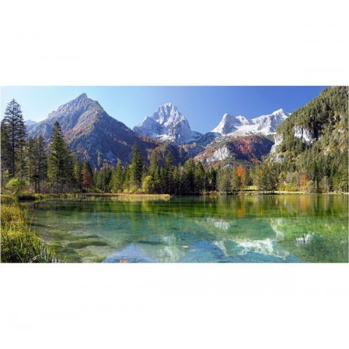 Majesty of the Mountains, Castorland puzzle 4000 pc