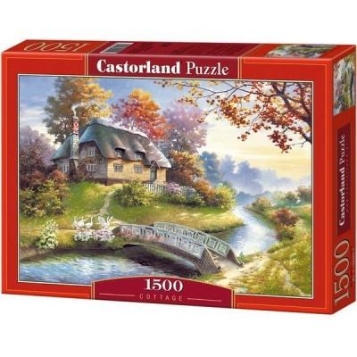 Cottage, Castorland puzzle 1500 pc