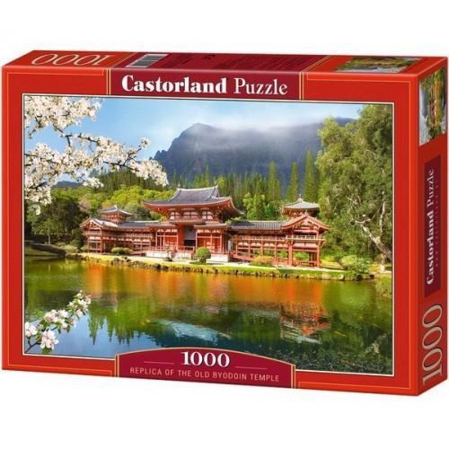 A régi Byodoin Templom másolata, Castorland Puzzle 1000 db