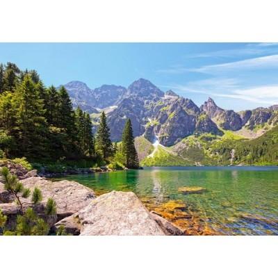 Morskie Oko Lake (Tatras) - Poland, Castorland Puzzle 1000 pc