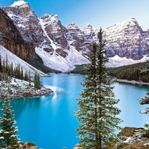 Jewel of the Rockies - Canada, Castorland Puzzle 1000 pc