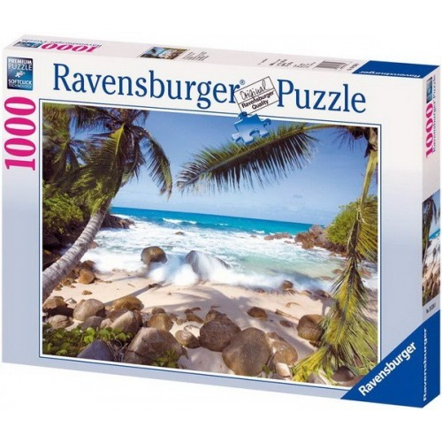 Seaside Beauty, Ravensburger Puzzle 1000 pc