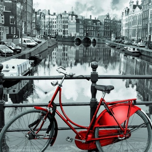 Amsterdam, Educa Puzzle 1000 pc