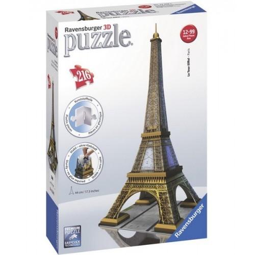 Eiffel torony, Ravensburger 3D puzzle