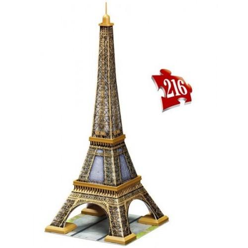 Eiffel Tower, Ravensburger 3D puzzle