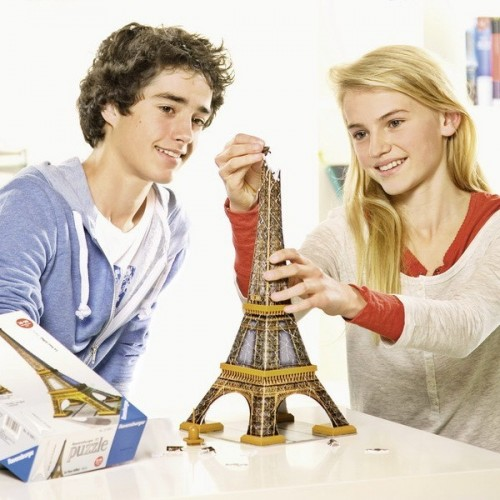 Eiffel Tower, Ravensburger 3D puzzle