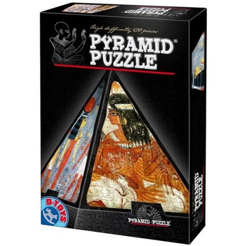 Egypt, Pyramid puzzle 500 pc