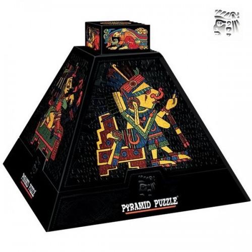 Aztec Art, Pyramid puzzle 504 pc