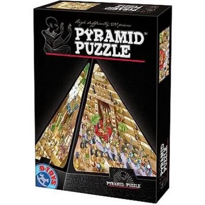 Pyramid - Cartoon, Pyramid puzzle 500 pc