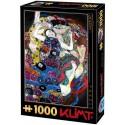Virgin - Gustav Klimt, D-Toys puzzle 1000 pc