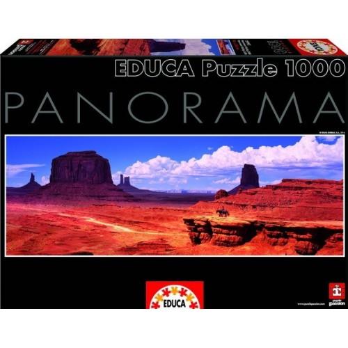 Monument Valley - USA, Educa Jigsaw Puzzle 1000 pcs