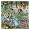 Vadvilág - Educa Puzzle, 33600 darabos képkirakó