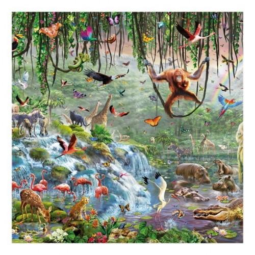 Wildlife - Record Breaking Giant 33600 Piece Educa Puzzle