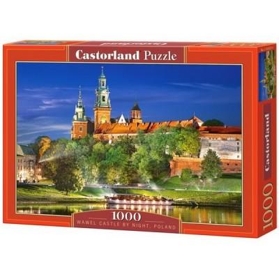 Wawel Kastély - Lengyelország, Castorland Puzzle 1000 db