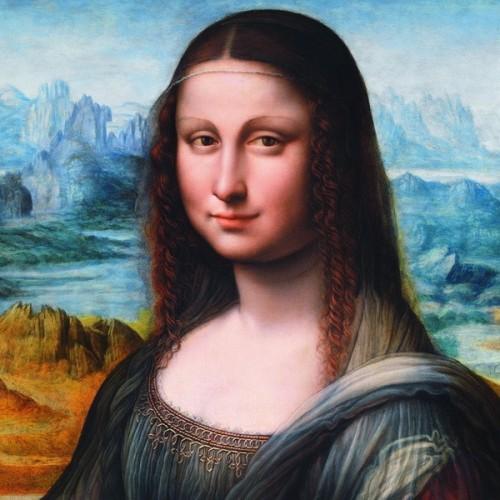 Mona Lisa - Leonardo da Vinci, Educa Puzzle 1500 pc