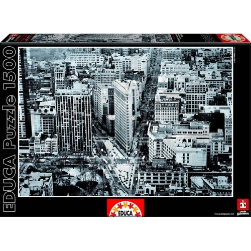 Intersection, Educa Puzzle 1500 pc
