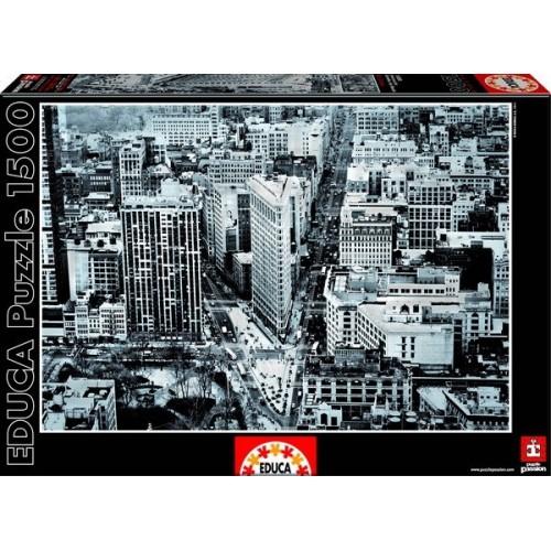 Útkereszteződés, Educa Puzzle 1500 darabos képkirakó
