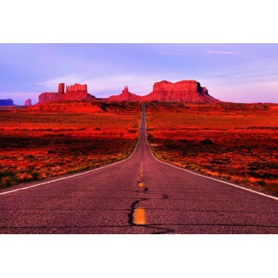 Monument Valley Road, Educa Puzzle 1500 pc