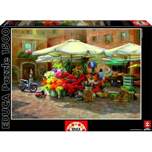 Market Research, Educa Puzzle 1500 pc