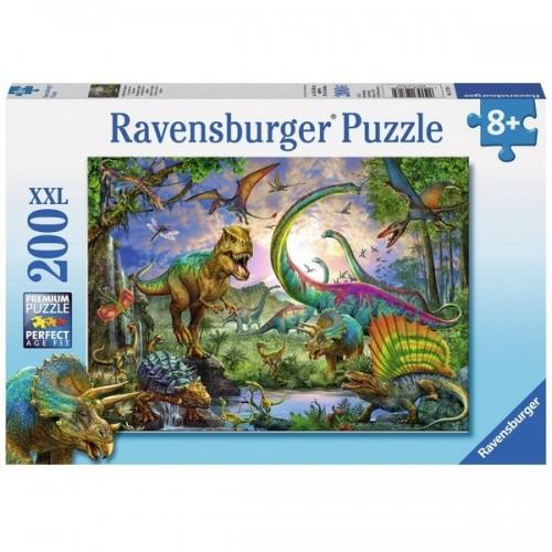 Dinoszauroszok, Ravensburger Puzzle 200 darabos XXL képkirakó