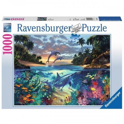 Delfin Öböl, Ravensburger Puzzle, 1000 darabos kirakó