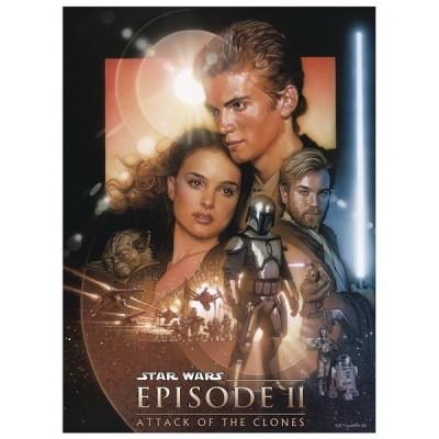 Star Wars I, Ravensburger Puzzle 500 pc