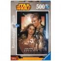 A klónok támadása- Star Wars, Ravensburger Puzzle 500 db