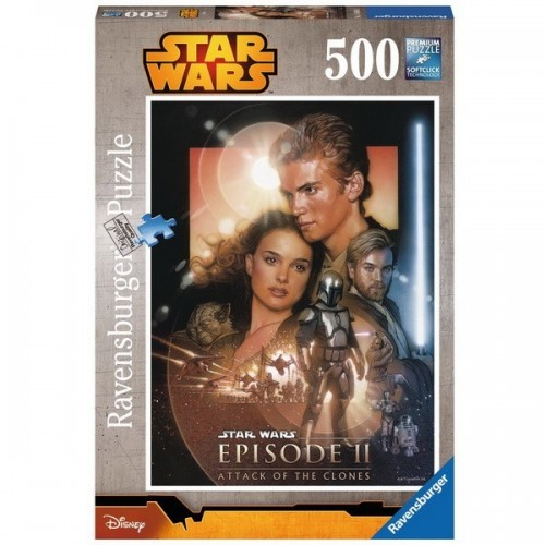 Star Wars I, Ravensburger Puzzle 500 pc