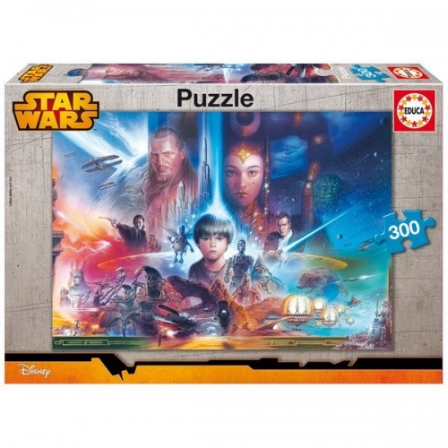 Star Wars, Educa puzzle, 300db