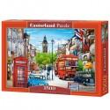 London, Castorland puzzle 1500 db