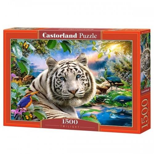 Alkonyat, Castorland puzzle 1500 db