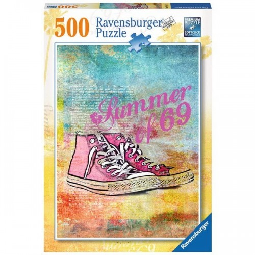 Summer of 69, Ravensburger Puzzle 500 pcs