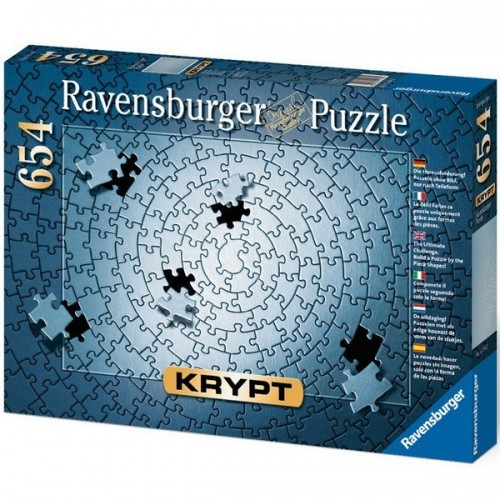 Gray - Krypt Inside, Ravensburger Puzzle 654 pc