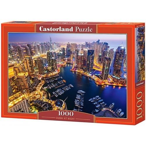 Dubai éjszaka, Castorland Puzzle 1000 db
