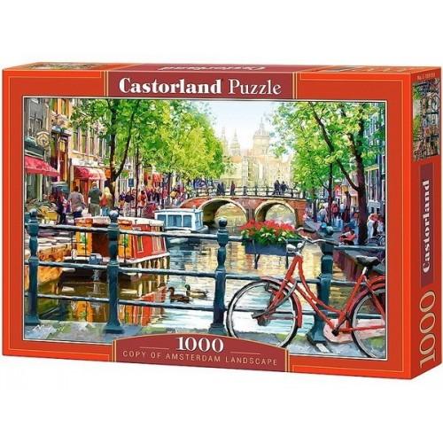 Amszterdami kép, Castorland Puzzle 1000 db