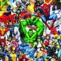 Marvel Heroes, Educa Puzzle 1000 db
