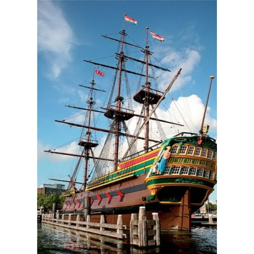 Amsterdam - Netherlands, D-Toys puzzle 1000 pc