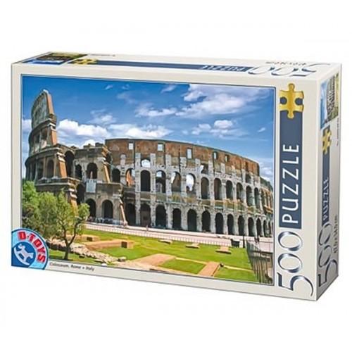 Colosseum - Rome, D-Toys puzzle 500 pc