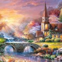 Peaceful Reflections, Castorland puzzle 3000 pc