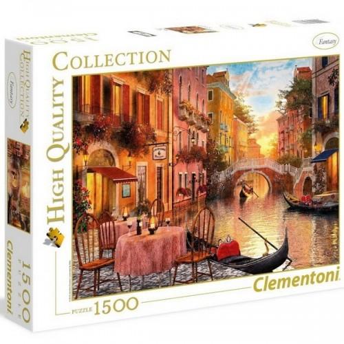Velence, Clementoni puzzle, 1500 db-os