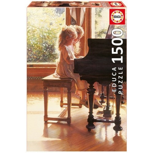Sharing Key Time, Educa Puzzle 1500 pc