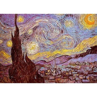 Starry Night - Van Gogh, Ravensburger Jigsaw Puzzle 1500 pc