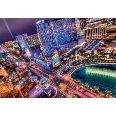 Las Vegas, Clementoni puzzle, 2000 pcs