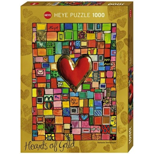 For You! - Stefanie Steinmayer, Heye puzzle, 1000 pc