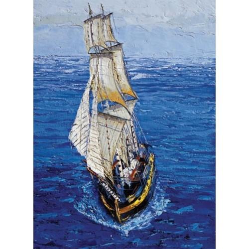 Sailing Boat, ART PUZZLE 500 pc puzzle