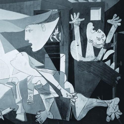 Guernica - Pablo Picasso, Educa Mini Puzzle 1000 pc